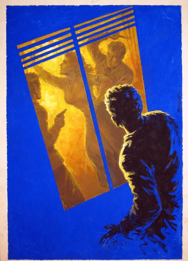 L 39 ombra alla finestra for Finestra 50x70